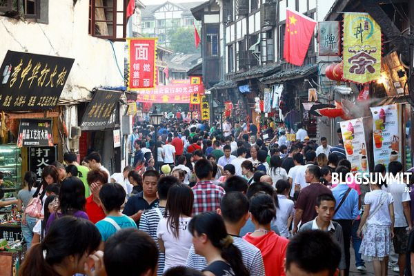Китайский народ - самый многочисленный