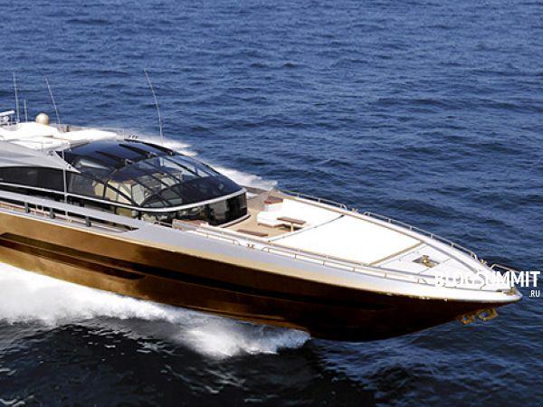 Самая дорогая яхта стоимостью 4.85 млрд. долларов