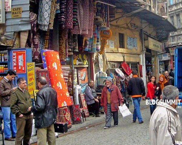 Старинные улочки - главная достопримечательность Станбула