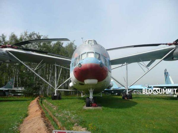За вертолетом Ми-12 восемь мировых рекордов