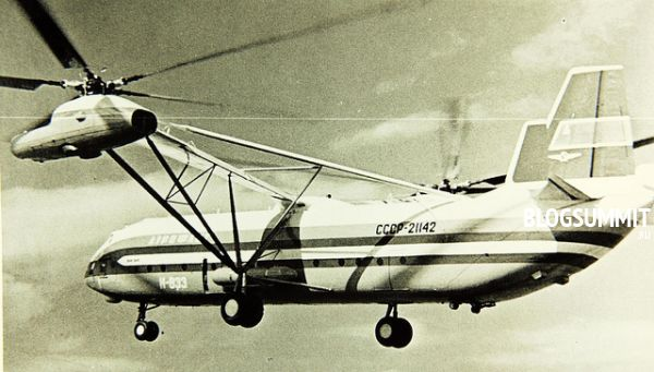6 августа 1969 года совершен подъем на высоту 2250 метров