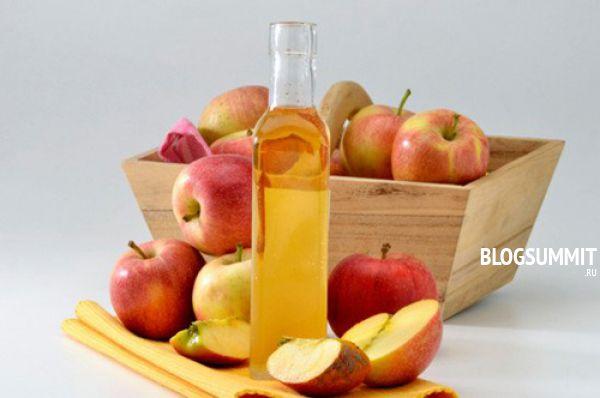 Границы применения яблочного уксуса очень широки