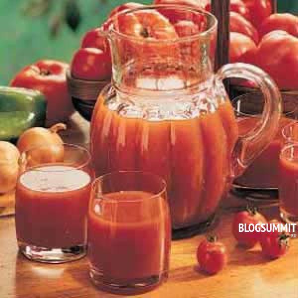 Помидор - волшебный овощ