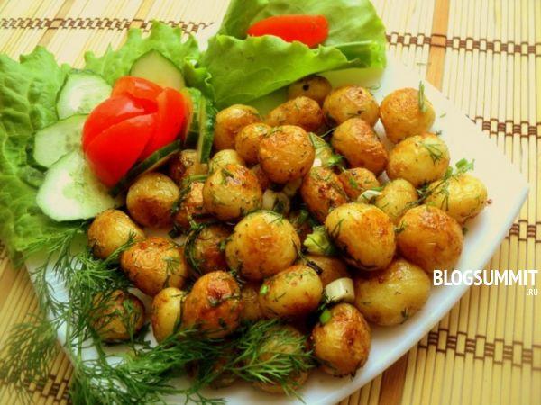 Картофель не рекомендуется сочетать с крахмалосодержащими продуктами