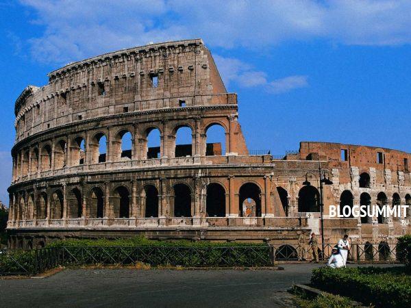 Колизей – главная арена Римской империи, Рим, Италия