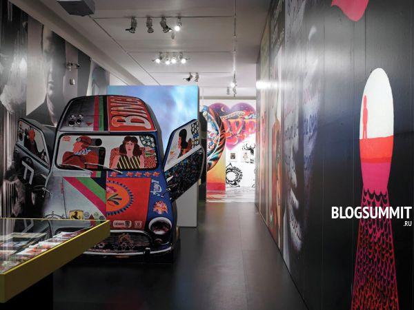 Музей Дизайна собрал немало шедевров современного арт-дизайна, Лондон, Великобритания