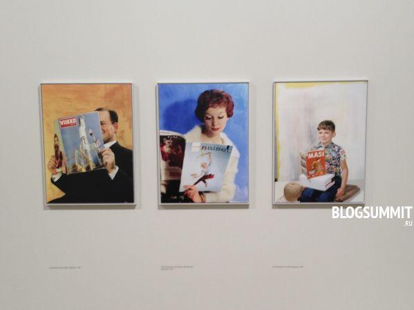 Убедится, что фотография это искусство можно в Галерее Фотографов в Лондоне, Великобритания
