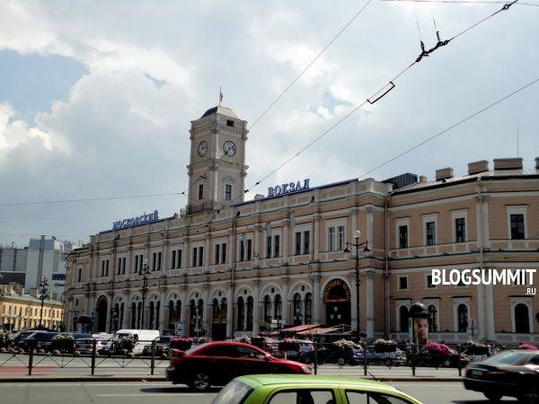 Московский вокзал – главный вокзал Питера