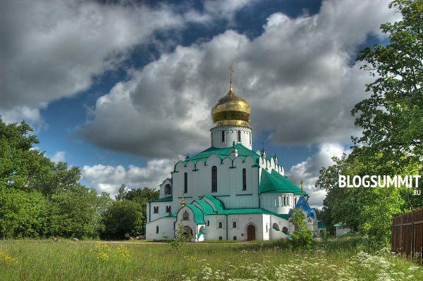 Красота и изящество Царского села, Санкт-Петербург