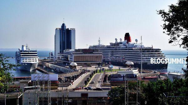 Сейчас и всегда Одесса – важный порт страны