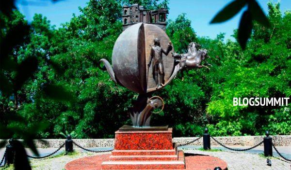 Апельсин - тоже основатель Одессы