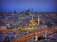 Самые известные достопримечательности Стамбула