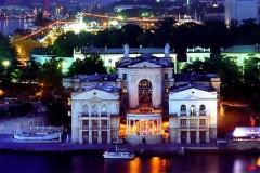 Самые красивые города Украины на сегодняшний день