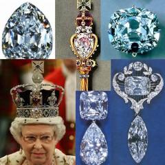 Самый большой алмаз - Куллинан