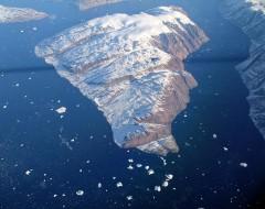 Самый большой остров - сказочный зимний рай