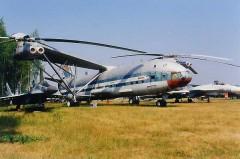 Вершина советской авиации – самый большой вертолет Ми-12